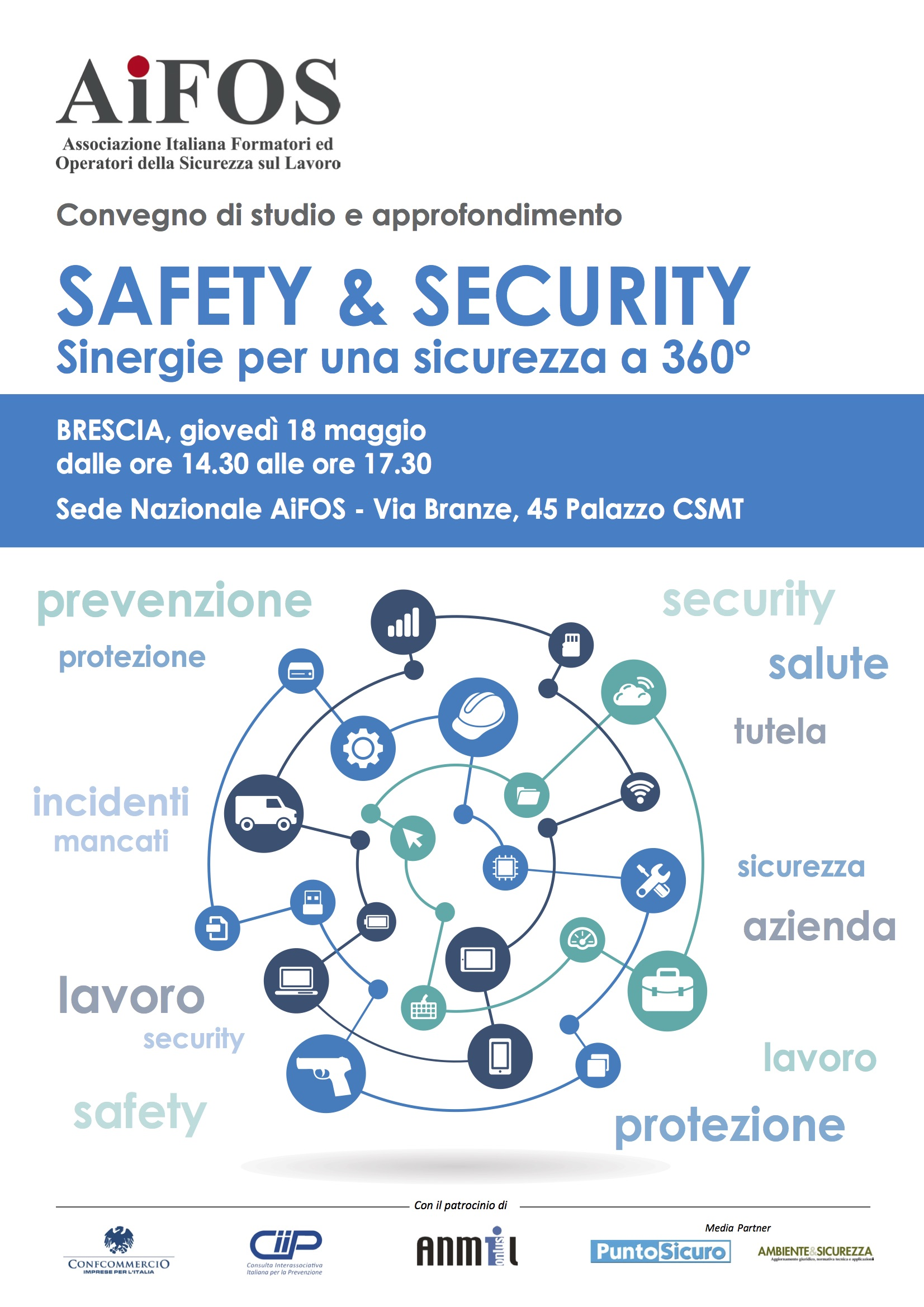 safety e security